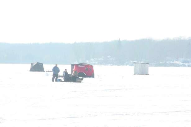 Ice fishing is likely to startstrong this season. (File photo)