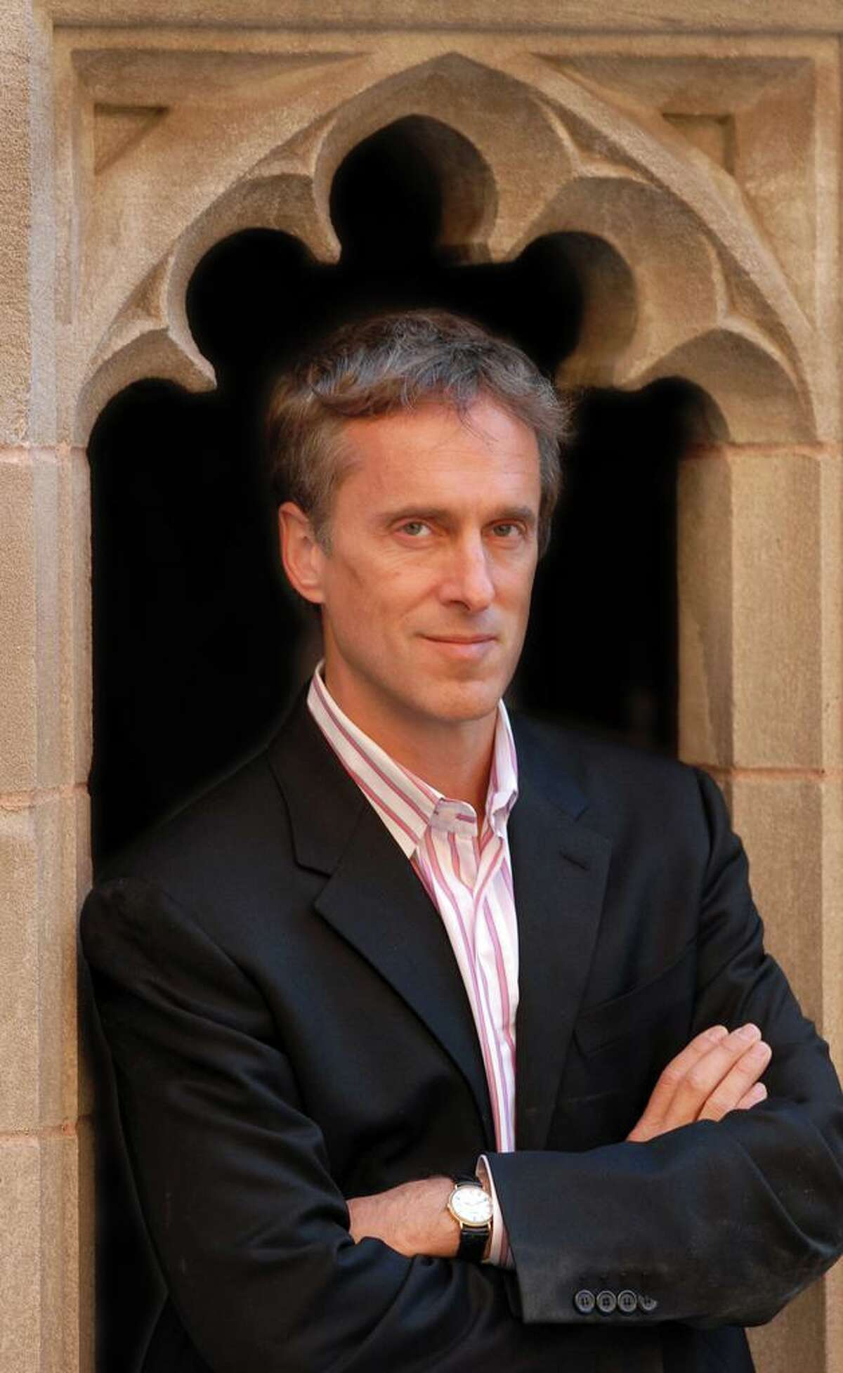 Yale law professor and author Jed Rubenfeld at the Law School in 2006
