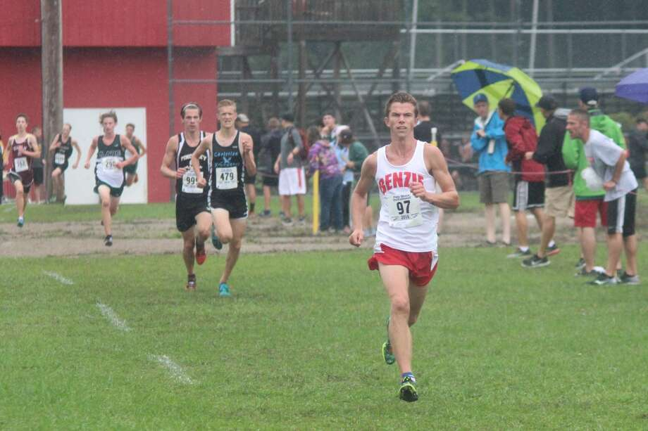 The Moss Invitational is annually considered one of the top cross country invitationals in the state. Photo: Robert Myers