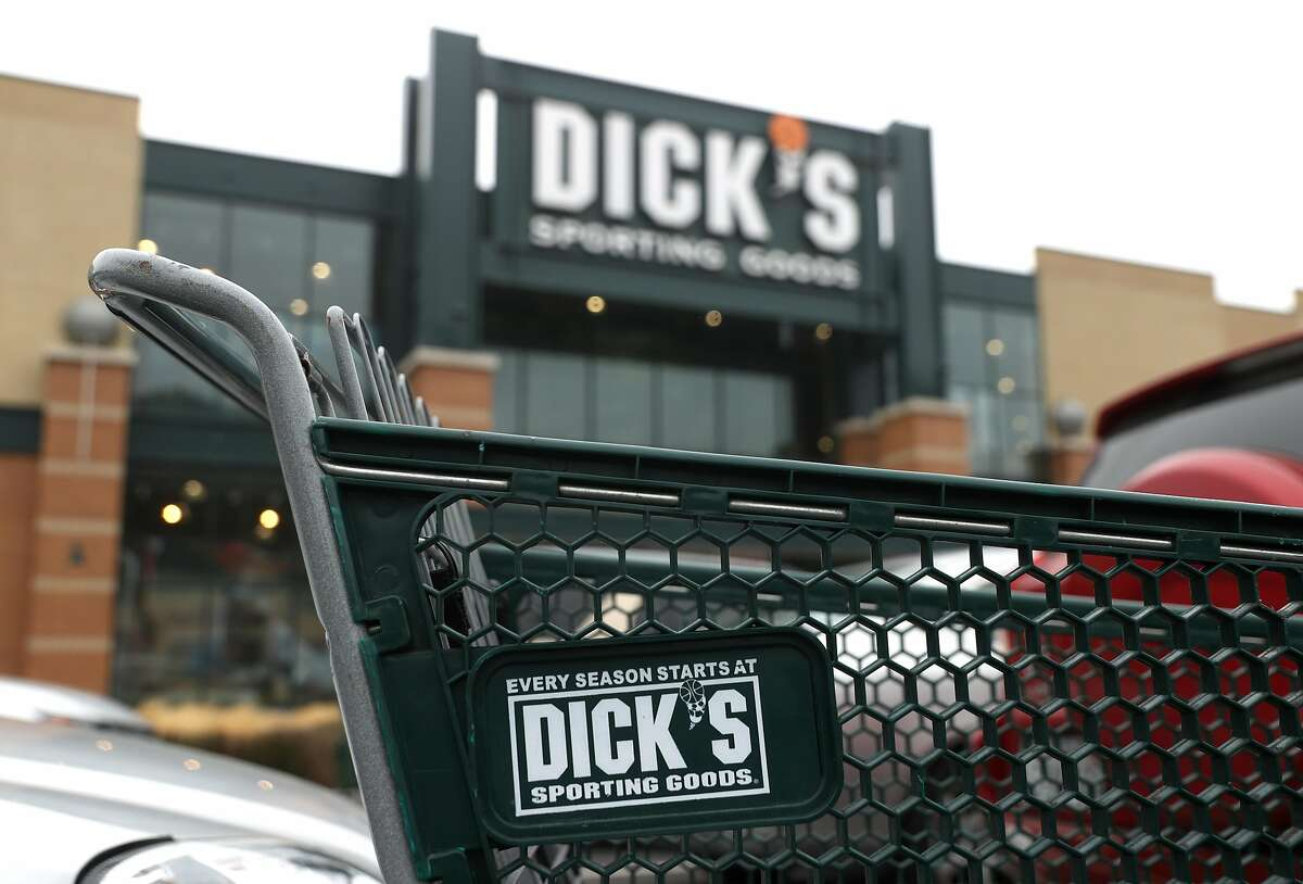 Dick's Sporting Goods is among the retailers hiring in the Bay Area for the holiday season.