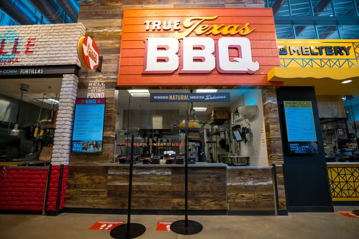 The H-E-B at Mueller unveiled the Main Streat Food Hall, with six restaurants for every craving, inside the grocery store on Tuesday.