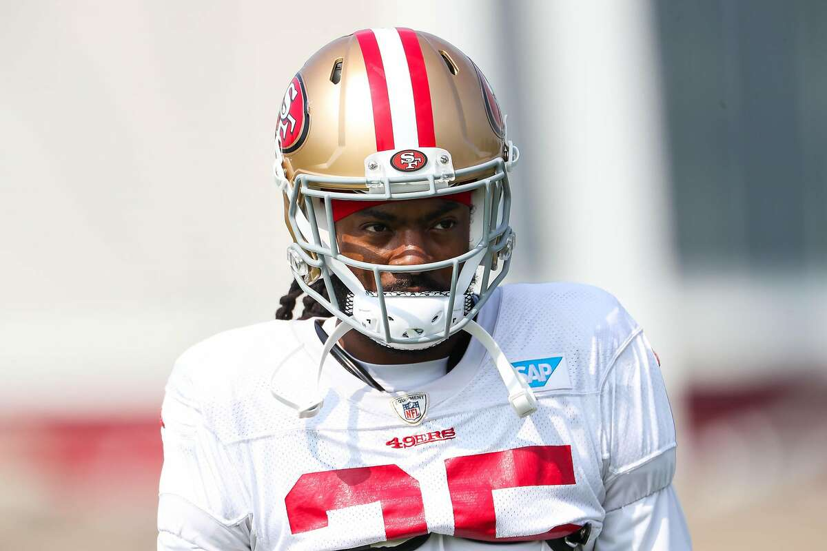 49ers cornerback Richard Sherman had four tackles in the season opener, a 24-20 loss to the Arizona Cardinals, and hasn't played since because of a calf strain.