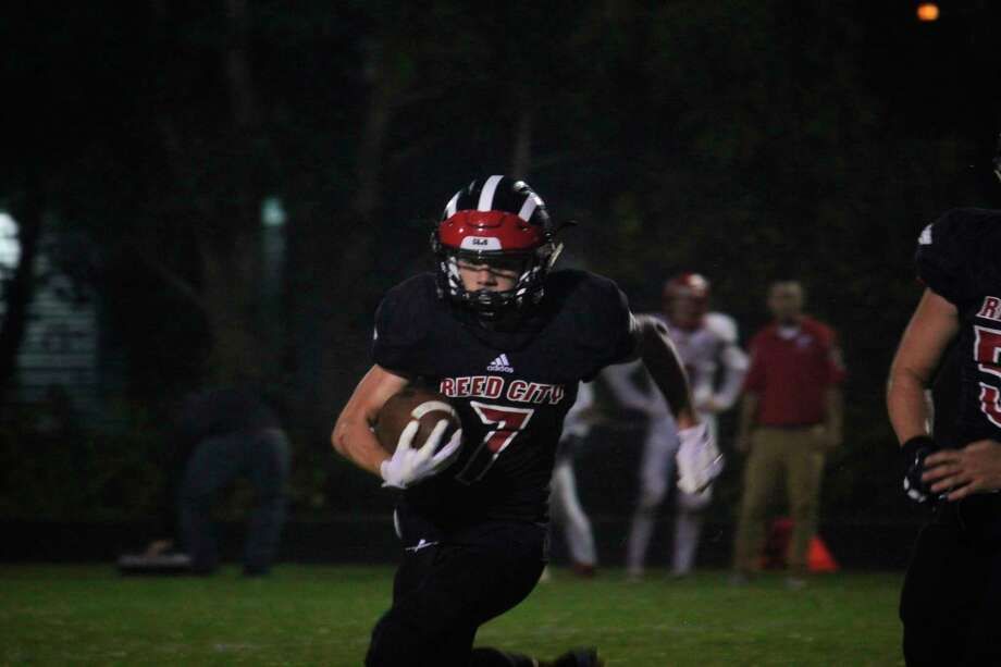 Noah Jones was slated to be a top performer for Reed City's football team this season. (Pioneer file photo)