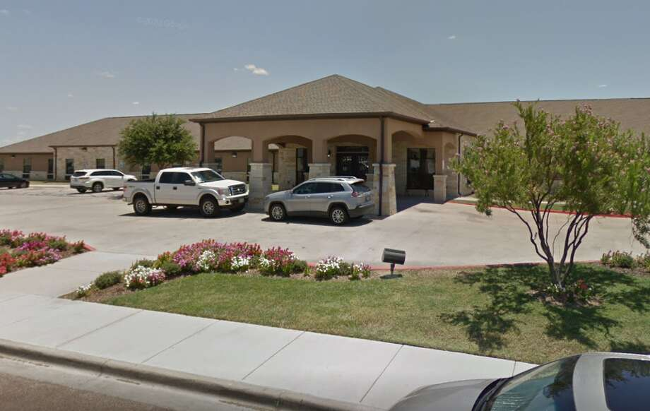 The Laredo Nursing and Rehab building is shown in this screen capture from Google Maps. Photo: Google Maps/Street View