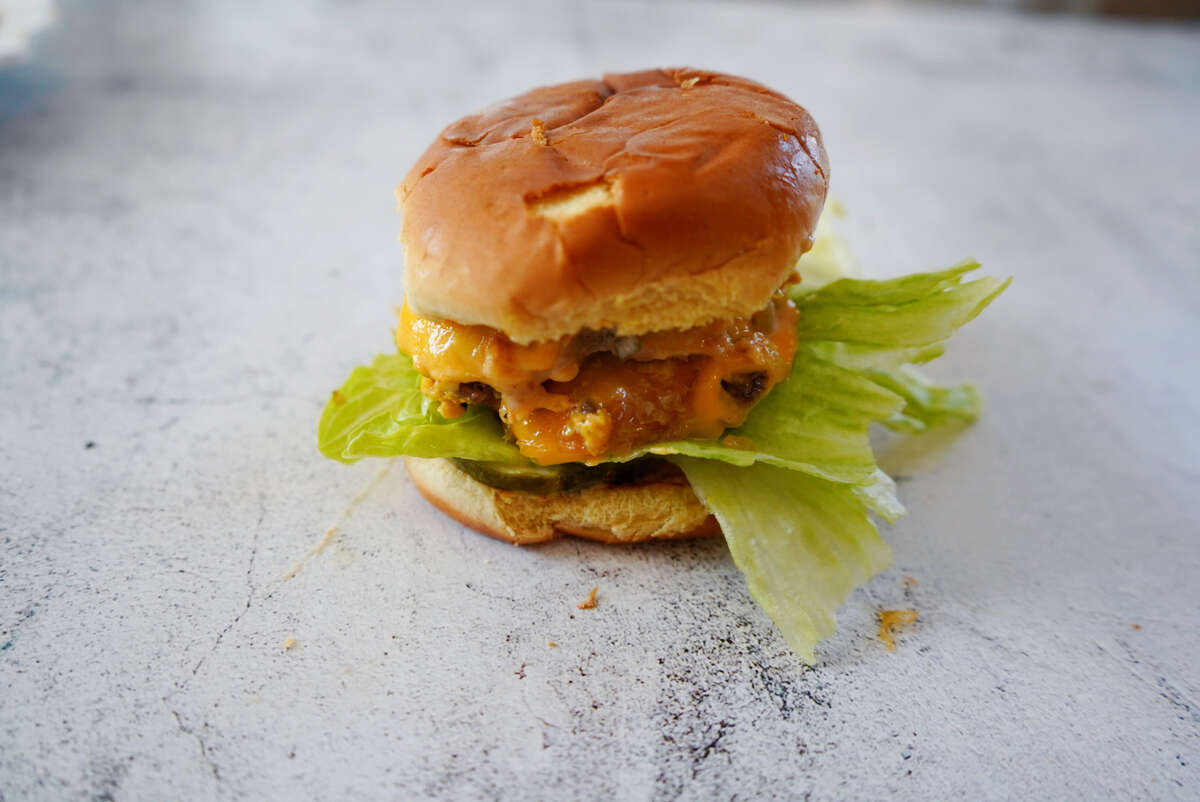 Among its most popular In-N-Out items is its Double-Double. I made a faux animal-style Double-Double, and it was harder than I thought.