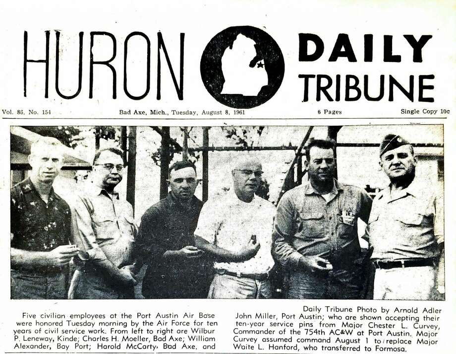 For this week's Tribune Throwback we take a look in the archives from August 1961. Photo: Tribune File Photo