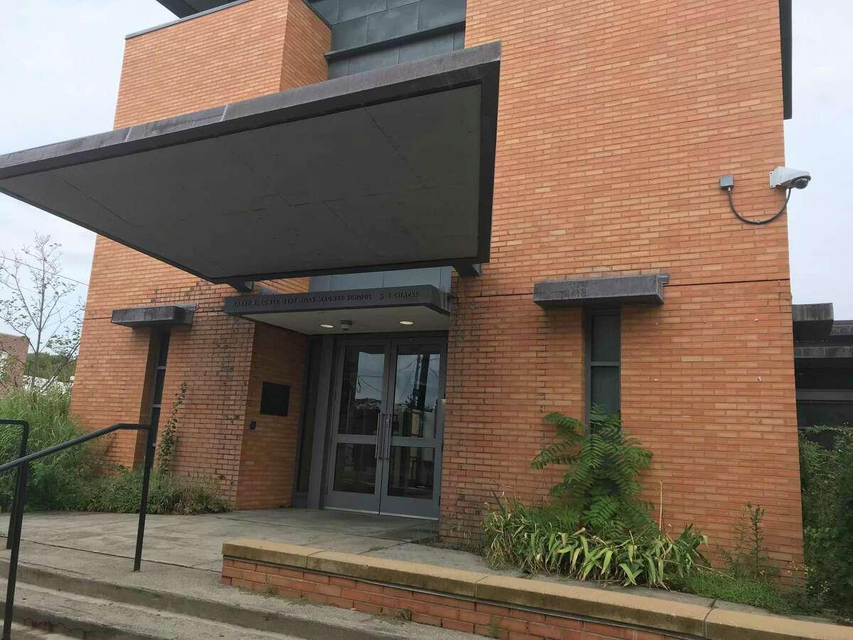 Conte West Hills Magnet School in New Haven