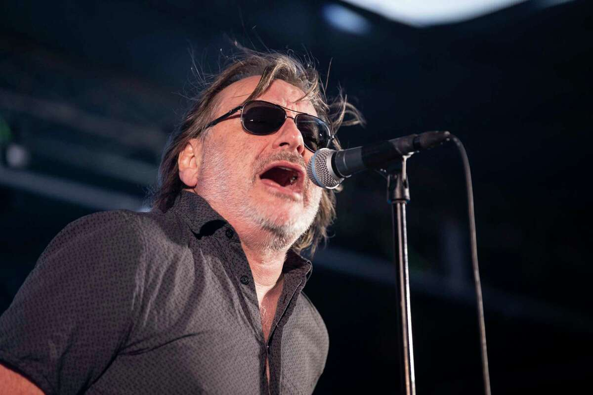 Southside Johnny performs in Spain in 2019.