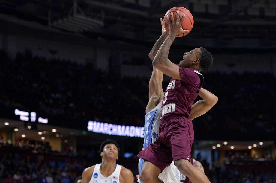 Texas Southern's men's basketball ranks No. 4 in winningest HBCU men's basketball programs. (Photo by Grant Halverson/NCAA Photos via Getty Images) Photo: Grant Halverson/NCAA Photos Via Getty Images / 2017 NCAA Photos