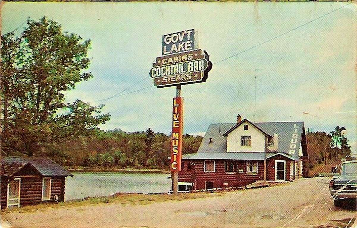 Although the owners changed through the years, the Government Lake Lodge remained a favorite of the community for fine dining. (Courtesy photo/Lake County Historical Society)