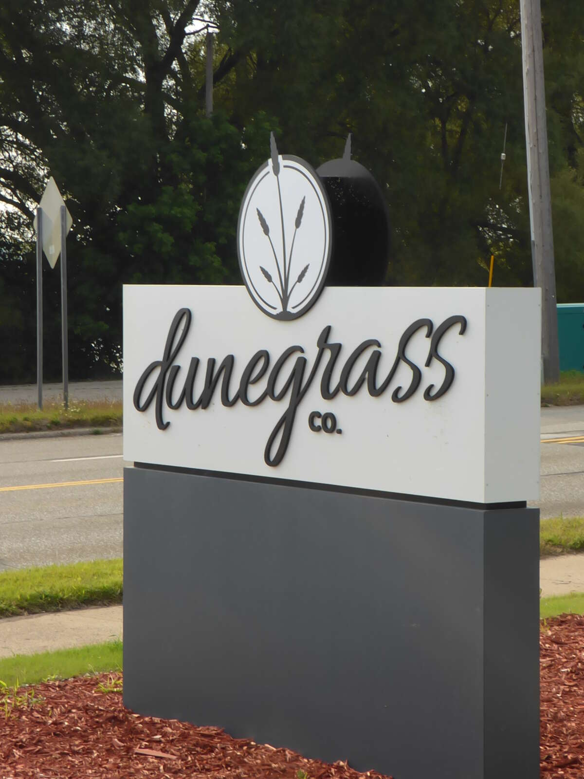 Dunegrass, Manistee's first marijuana business, held a ribbon-cutting event on Aug. 27, 2020.
