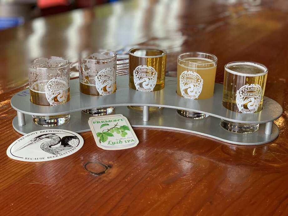 You can expect to see Fremont Brewing competing for a Great American Beer Festival title this October, but one notable Seattle brewery will be missing from the event. Photo: Emy B. Via Yelp