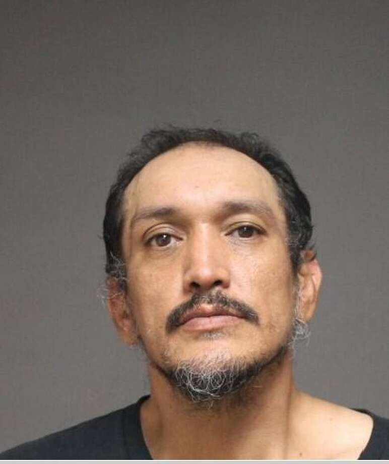 Robert Ford, a 46-year-old Bridgeport resident, was arrested and charged with third-degree burglary, credit card theft, illegal use of a credit card and sixth-degree larceny. Photo: / Fairfield Police Department