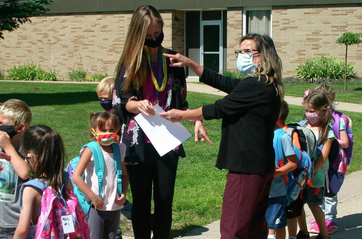 With students returning to school, area school districts will use recently acquired funding to help maintain new guidelines imposed by the COVID-19 pandemic. The funds come from the Governor's Education Emergency Relief Fund, which has sent $60 million in aid to schools across the state. (Pioneer file photo)
