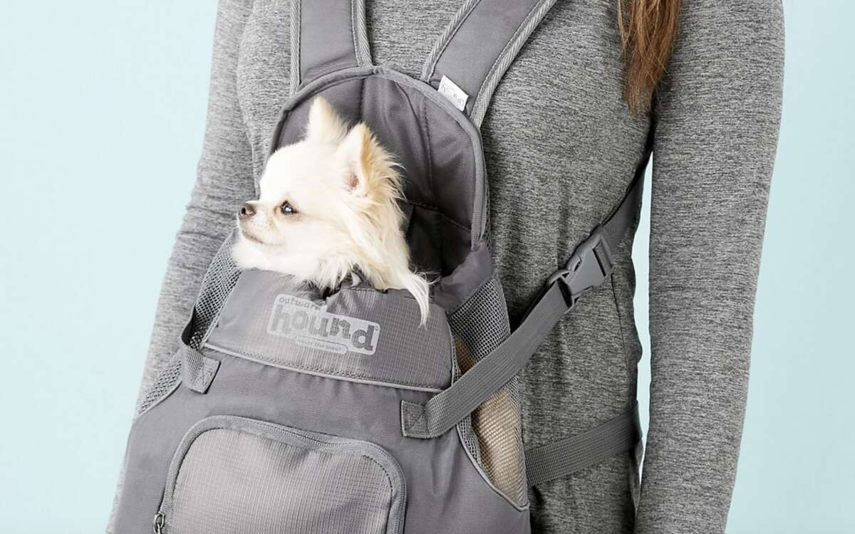 Outward Hound PoochPouch Dog Front Carrier, $23.99 at Chewy