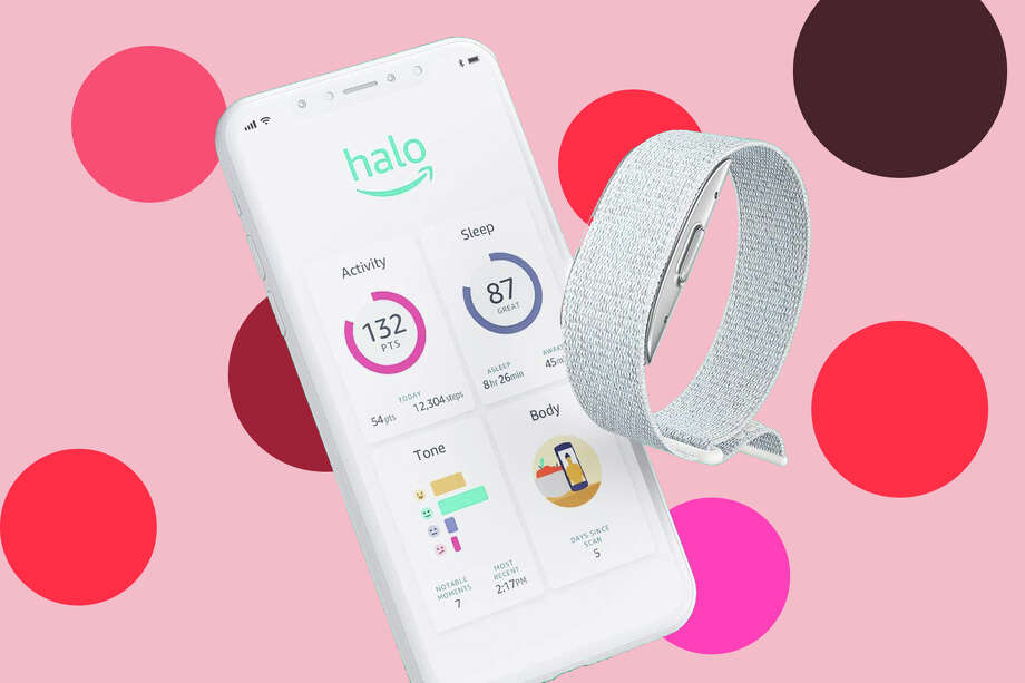 Amazon announced Amazon Halo, its new fitness subscription service. Photo: Amazon/Hearst Newspapers