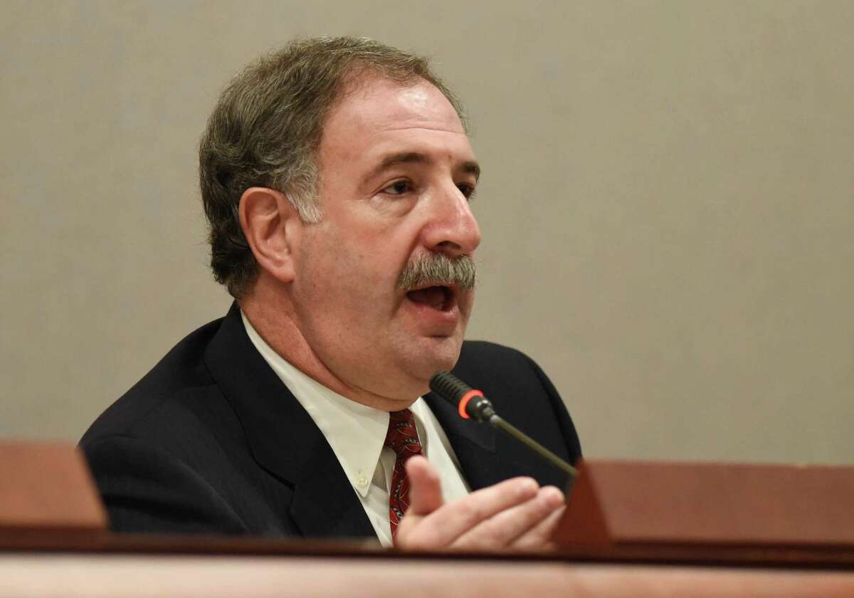 State Rep. Jonathan Steinberg, D-Westport, co-chairman of the Public Health Committee