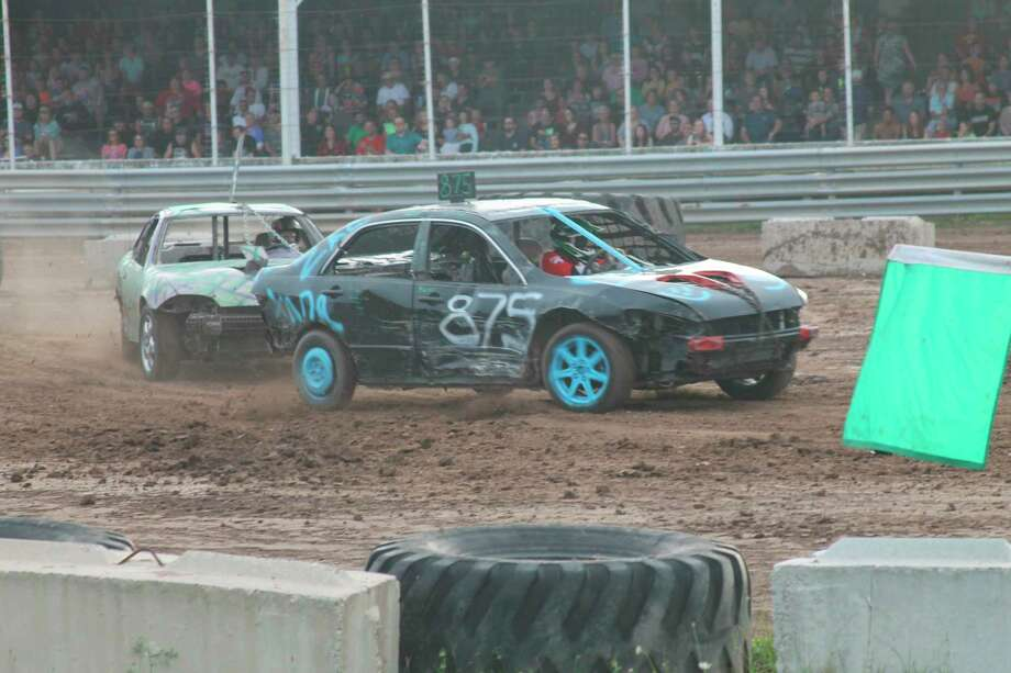TNT Demolition Derby is slated to host its final event of the year at the Manistee County Fairgrounds next month. (File Photo)