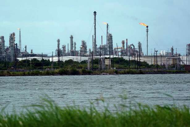 Large refineries in Port Arthur and Beaumont were spared damage from Hurricane Laura.