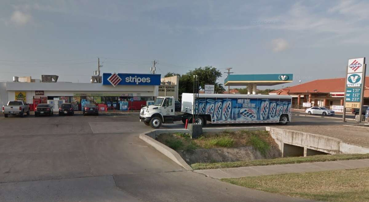A $1 million Powerball ticket from the Texas Lottery was sold at the Stripes on 101 W. Del Mar Blvd.