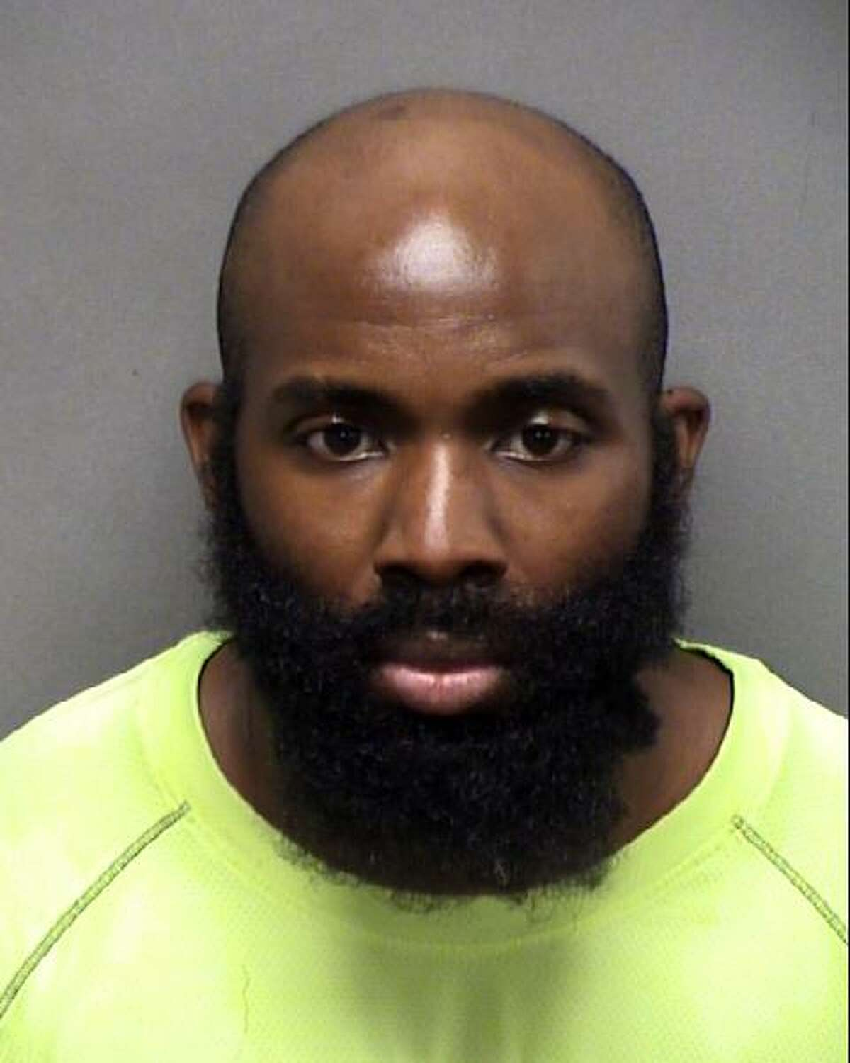 Mathias Ometu, 33, an insurance adjuster, was arrested on two counts of assaulting a police officer.