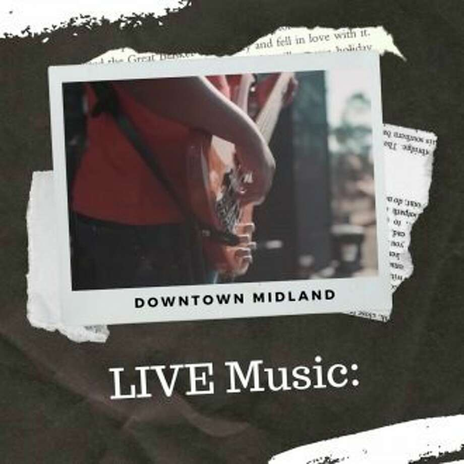 Aug. 28-29: Bring your chairs or enjoy a downtown patio and let's share a summer night of music in downtown Midland. Remember to Be S.A.F.E.! (Photo provided/Downtown Midland)