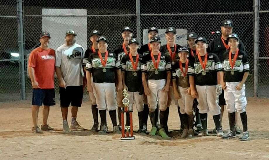The 2020 Quad City Storm baseball team. (Courtesy photo)