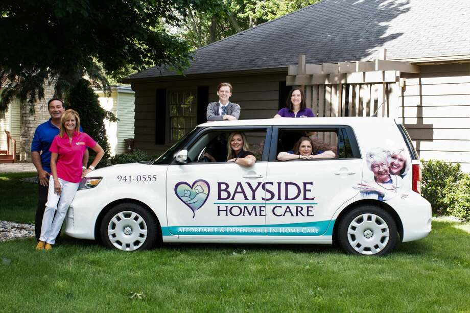 Gary Vogel and his wife, Kimberly, founded  Bayside Home Care in Midland 12 years ago.
