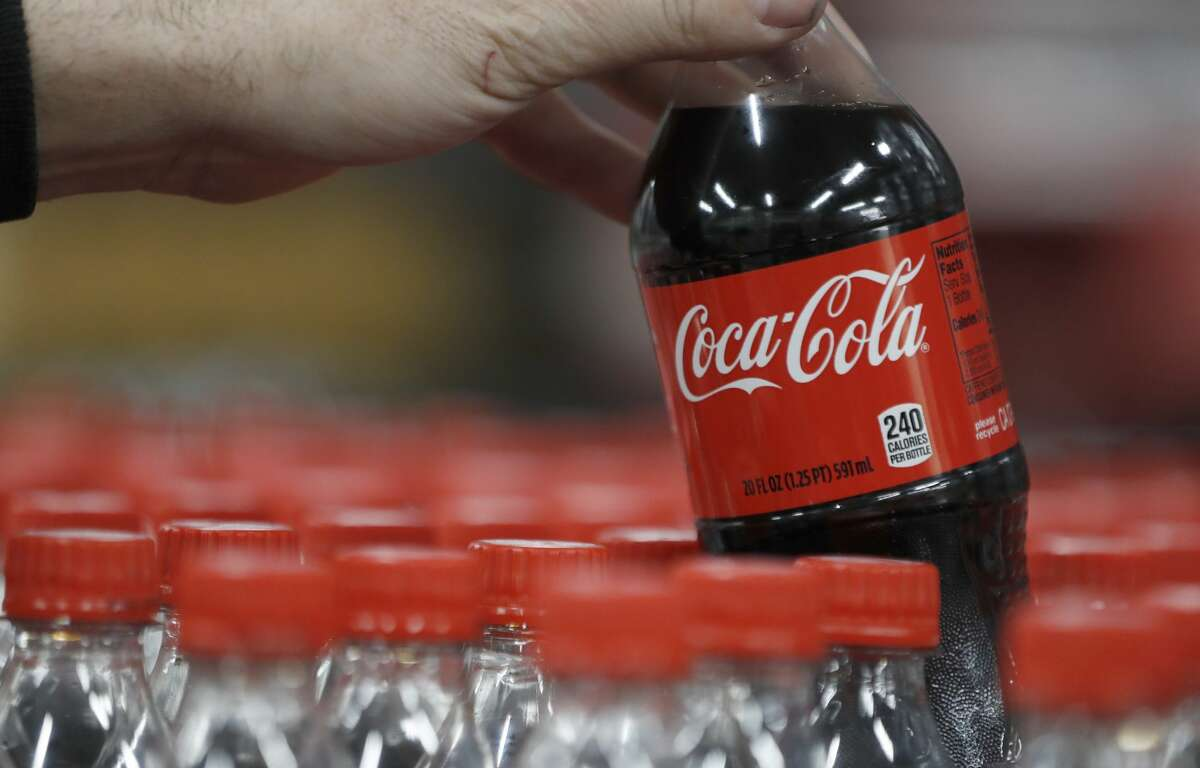 You might not see Coca-Cola in some conservative lawmakers' households for a while. (Photo by George Frey/Getty Images)