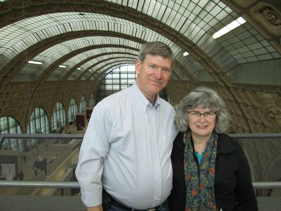 Dick and Roxanne Rowley Photo: Courtesy Photo