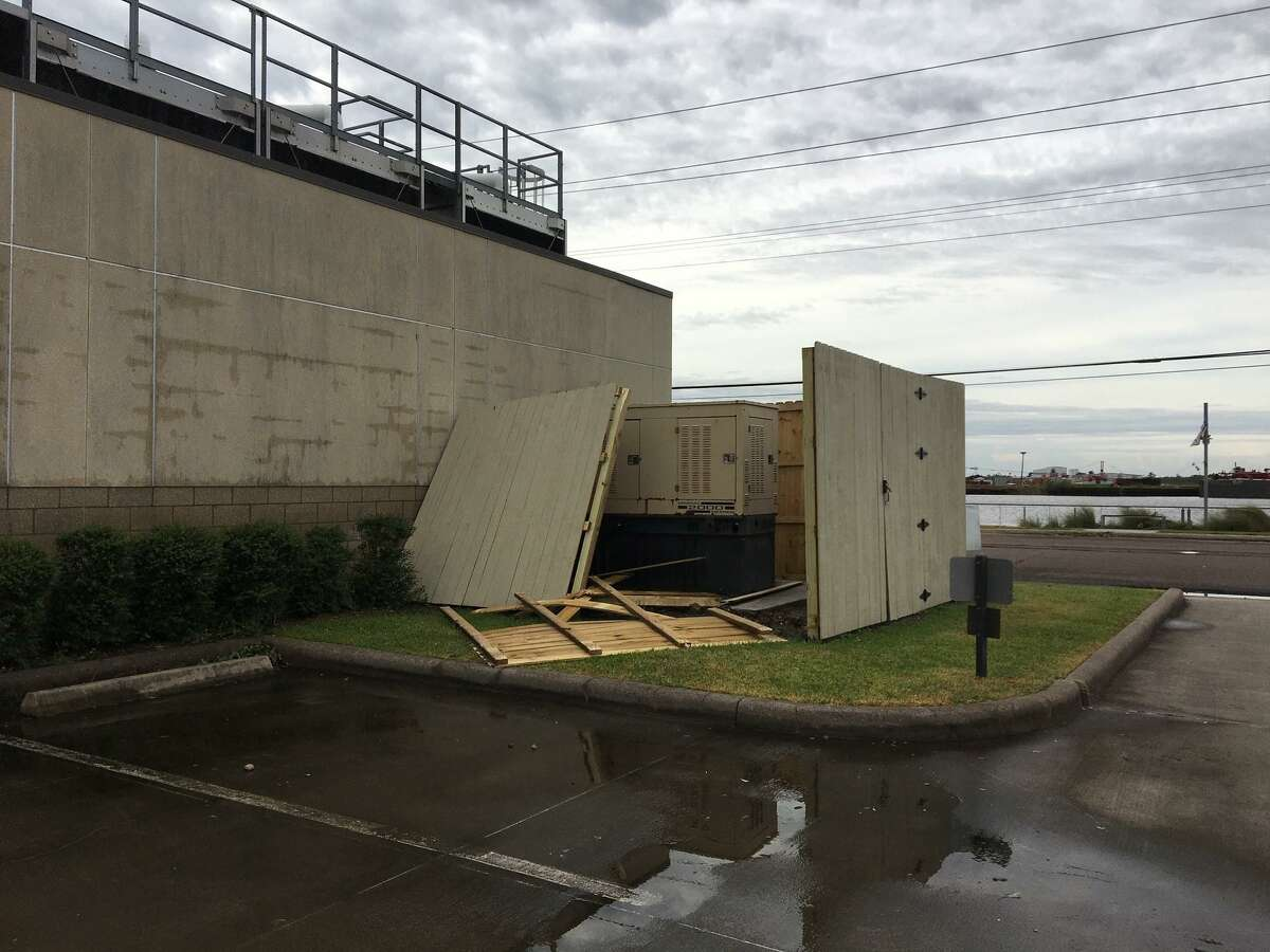 Lamar State College Orange is still assessing damage to their campus Friday, after Hurricane Laura tore through the region Thursday morning. The college will announce their plans for return early next week.