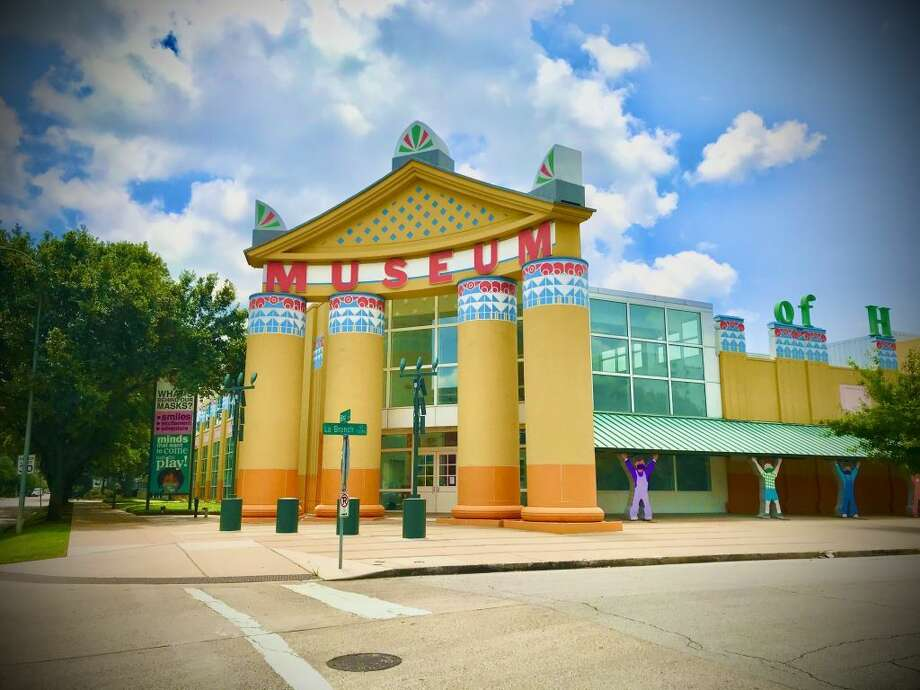 """Children's Museum Houston taking a break starting Monday, Aug. 31, as they move to an all digital format to focus on a new virtual initiative called """"All-Time Access."""" Photo: Courtesy: Children's Houston Museum"""