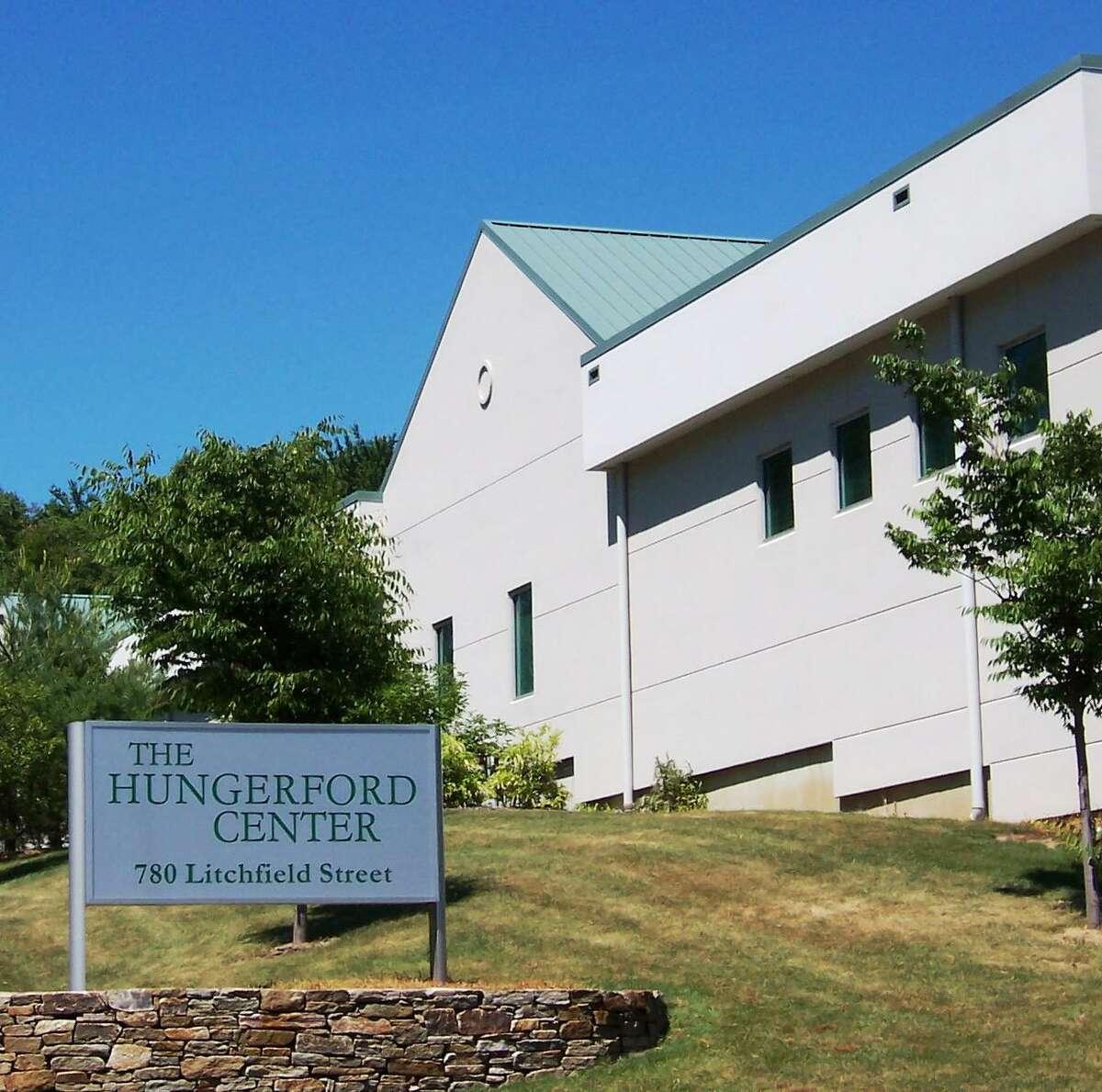 The Charlotte Hungerford Center in Torrington.
