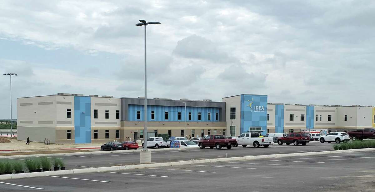 IDEA Public Schools opened another 22 schools for 2020-21, including IDEA Converse in San Antonio, pictured, as the state's largest charter operator continued its rapid expansion.