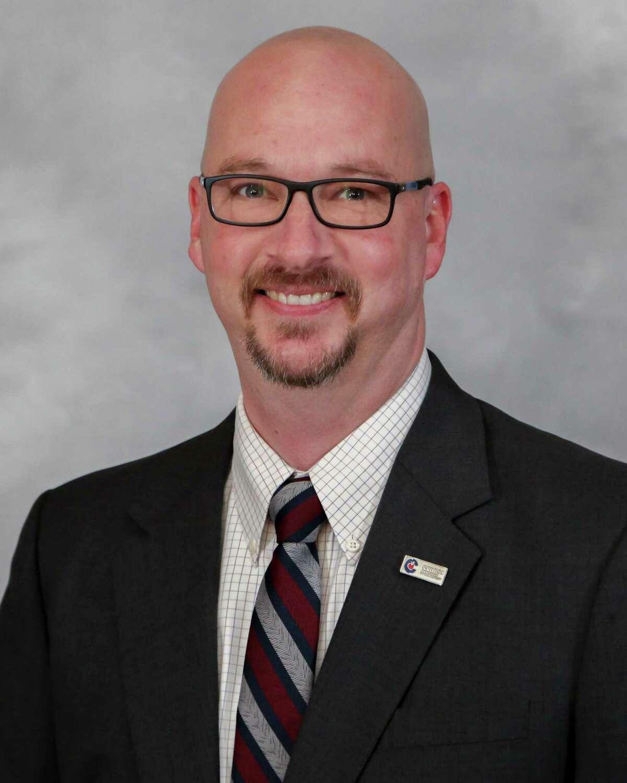 CISD board member Scott Moore was originally elected to position seven in 2016.