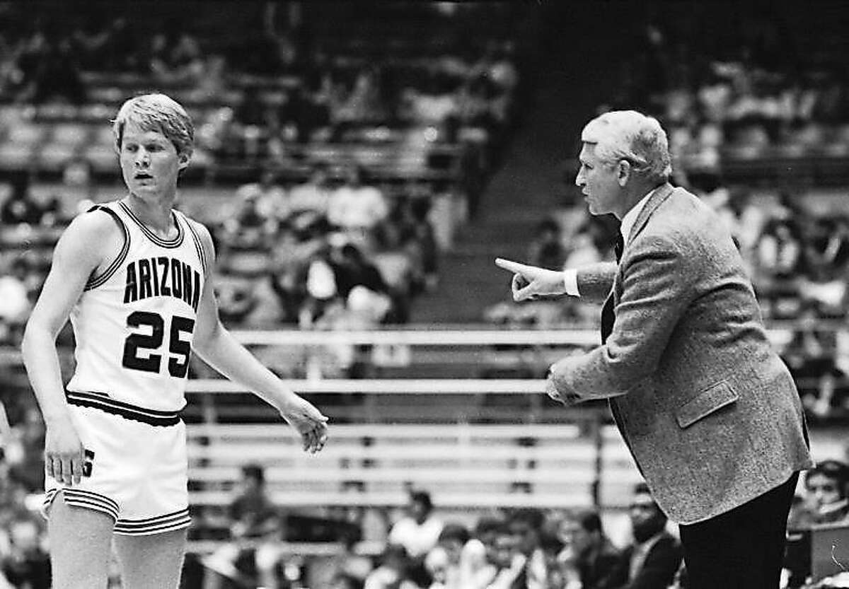Steve Kerr might have gone to Fullerton were it not for coach Lute Olson. Together they took Arizona from a doormat to powerhouse.