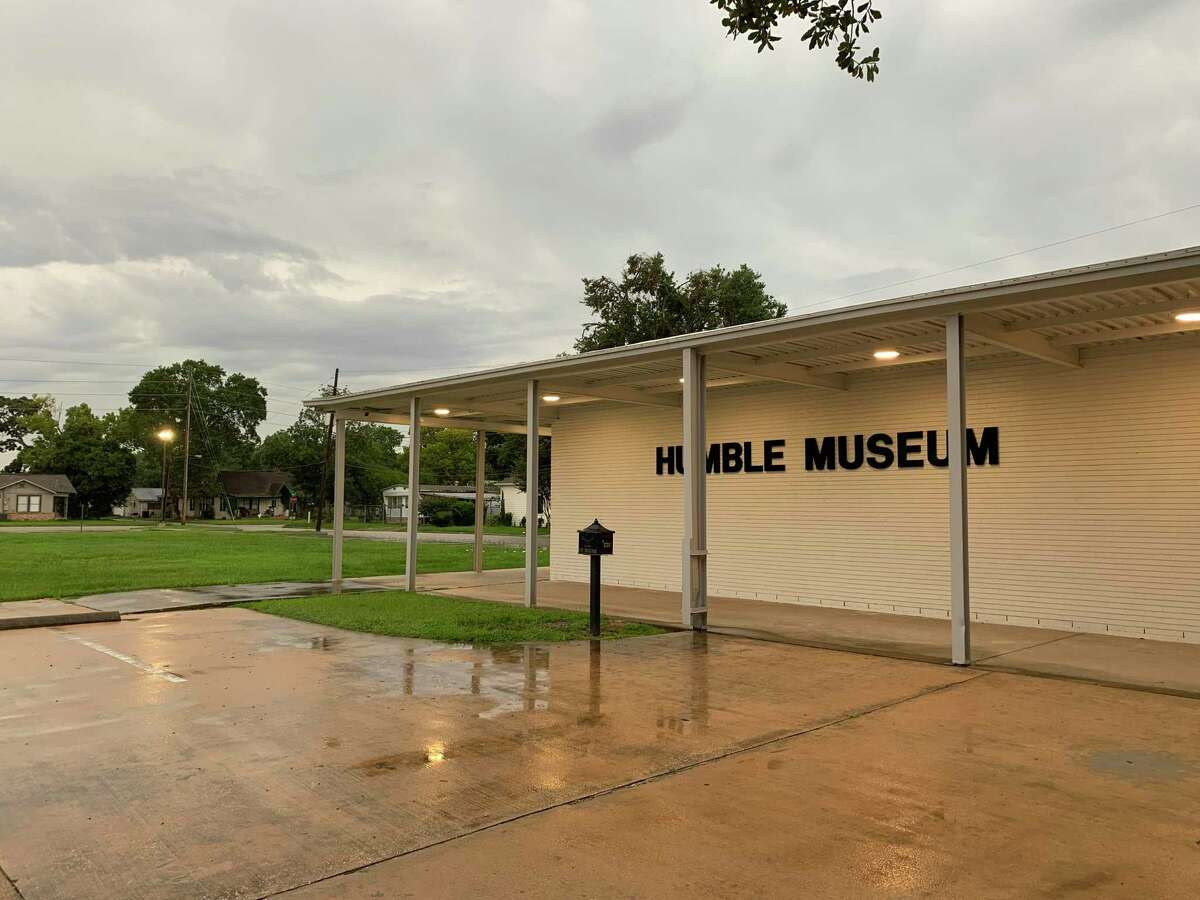 The Humble Muesum will opened Nov. 14 in the new location next to the Charles Bender Performing Arts Center.