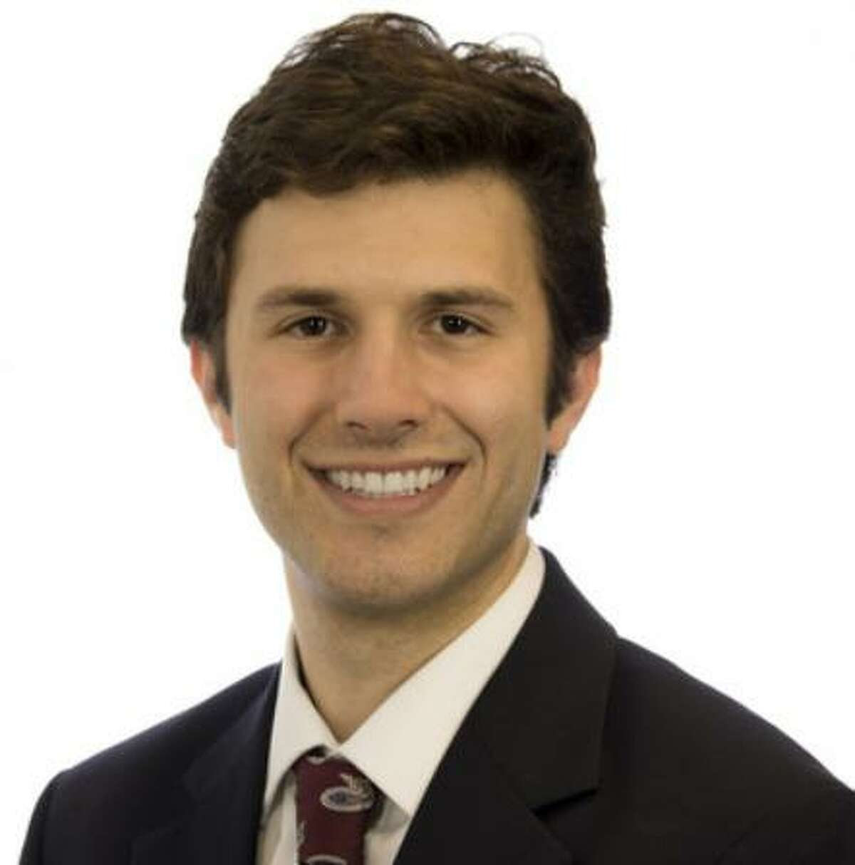 Joseph Lehocky of Shelton was recently selected as the recipient of the Andy Thiede HR Certification Scholarship.