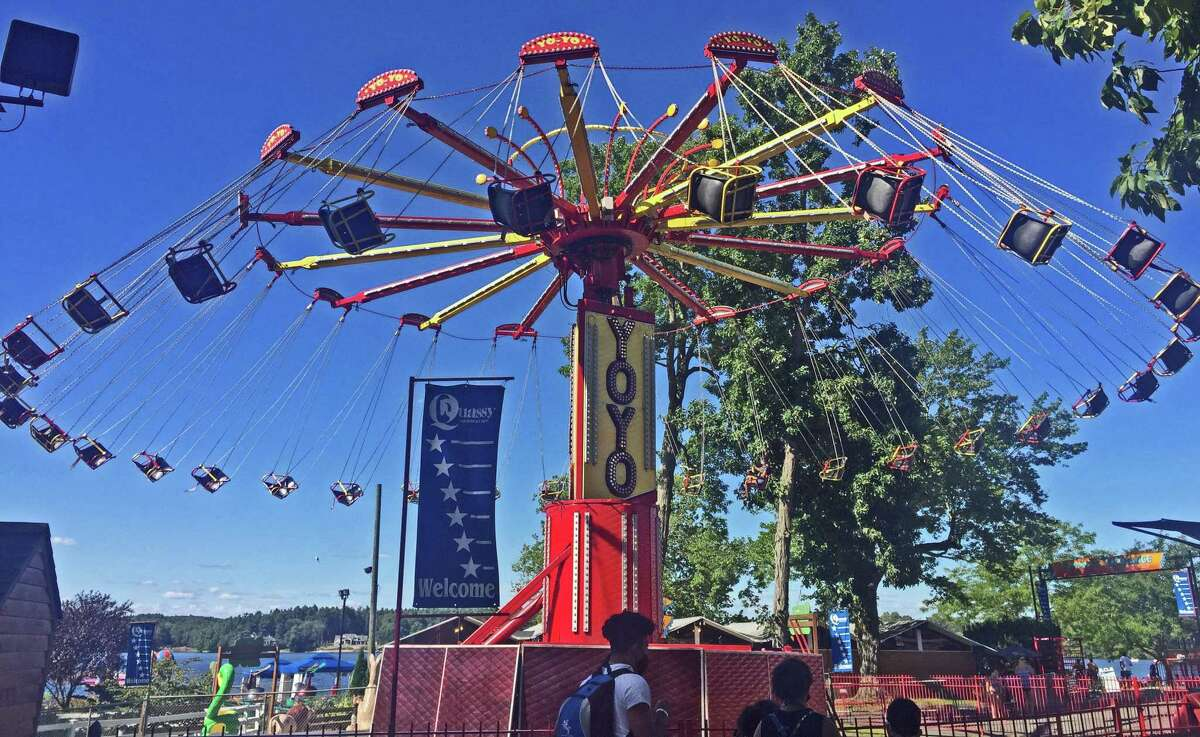 Season 0pening at Quassy Amusement Park, Middlebury Quassy opens up for the year on Saturday. Find out more.