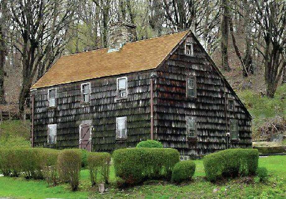 The historic Thomas Lyon House, which dates to 1695, is in need of repairs to preserve it for restoration. The Board of Selectmen has given the first approval of donated money from the Greenwich Preservation Trust for the project. Photo: File Photo / File Photo / Greenwich Time File Photo