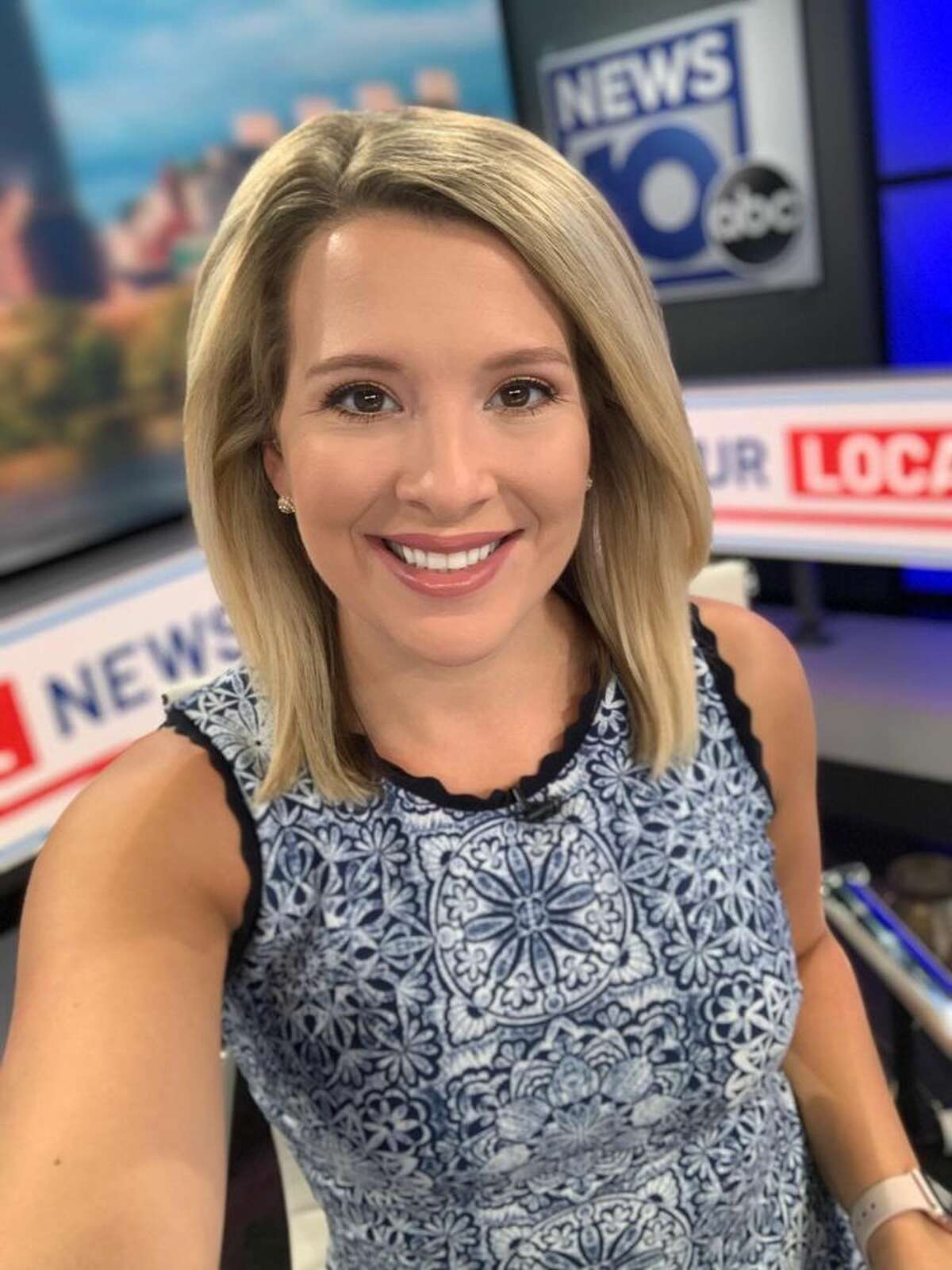 Scroll through the slideshow for 20 things you don't know about Mary Wilson - the new weekday morning anchor at News10 ABC.