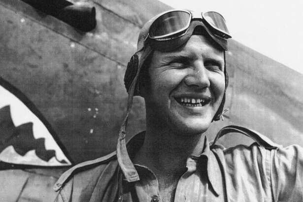 """David Lee ?""""Tex?"""" Hill was a World War II triple ace, flying for the famed ?""""Flying Tigers?"""" and later as a Navy pilot."""