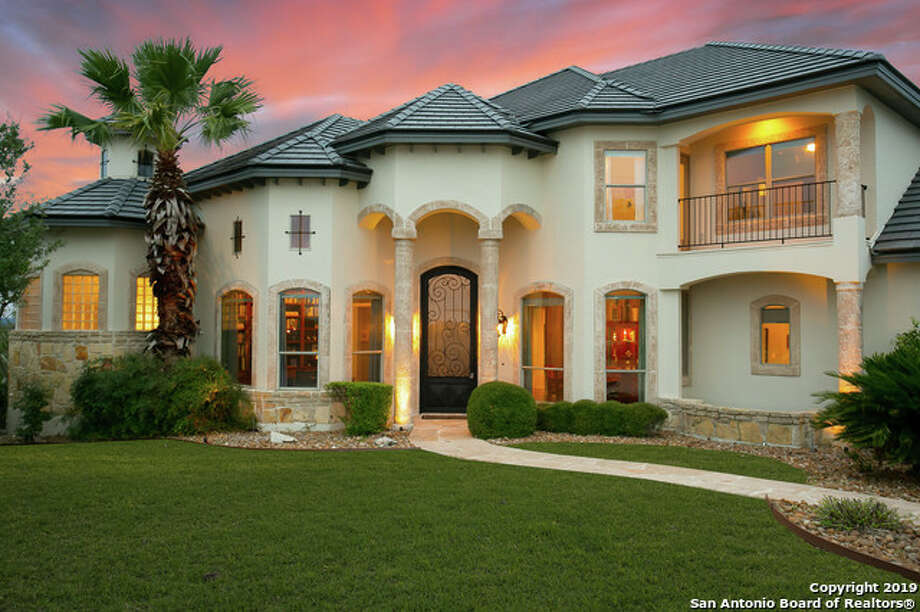 Comprised of several neighborhoods, The Dominion is about 20 miles from downtown San Antonio. Photo: San Antonio Board Of Realtors