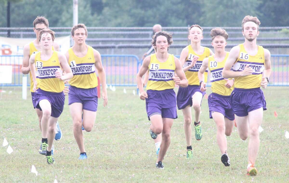 The Frankfort Panthers begin their cross country season at the Moss Invitational on Friday at Benzie Central.