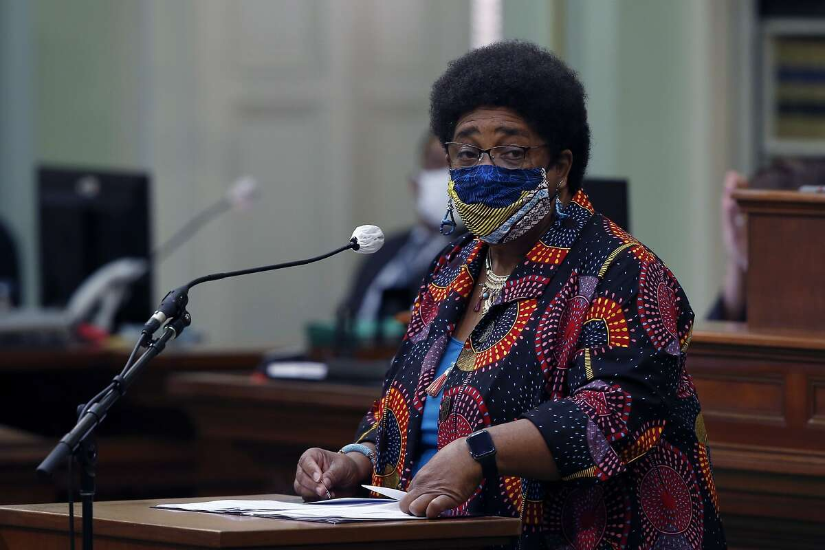San Diego Assembly Member Shirley Weber was nominated to be the new secretary of state.