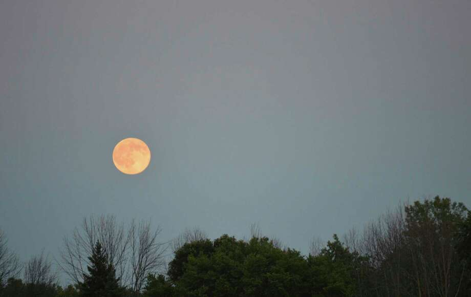 Wednesday, Sept. 2: Visit Chippewa Nature Center for a guided experience to watch the Harvest Moon rise over the Homestead Farm from 8:30 to 9:30 p.m.(Photo provided/Chippewa Nature Center)