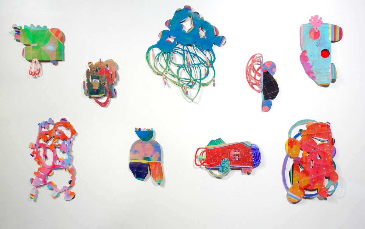 Beth Humphrey, installation view. Photo courtesy the gallery