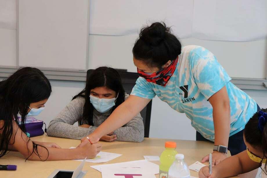 The Darien YMCA is offering programs to complement the school district's hybrid school opening plan. Photo: Darien YMCA