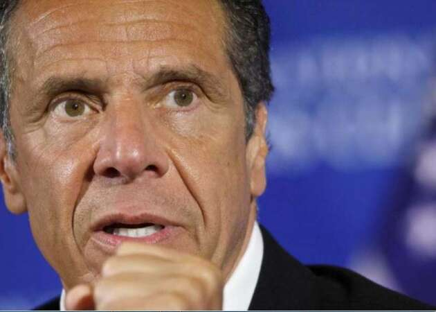 Story photo for Cuomo pledges to conquer coronavirus pandemic and reenergize economy