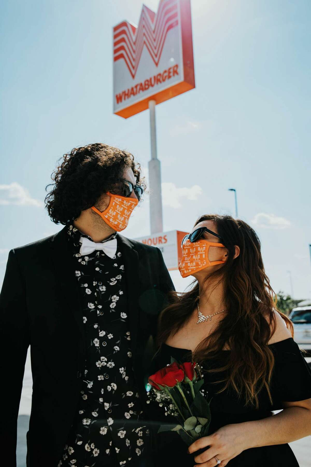 """""""We also wanted to have it there because we all know Whataburger is the best,"""" Siprian said."""